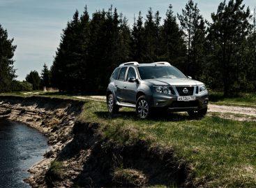 Стартовали продажи обновленного Nissan Terrano