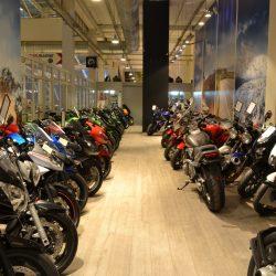 Продажи мотоциклов в России упали на 36%