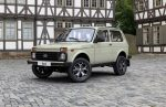 На рынок России вышла юбилейная серия LADA 4х4 «40 Anniversary»