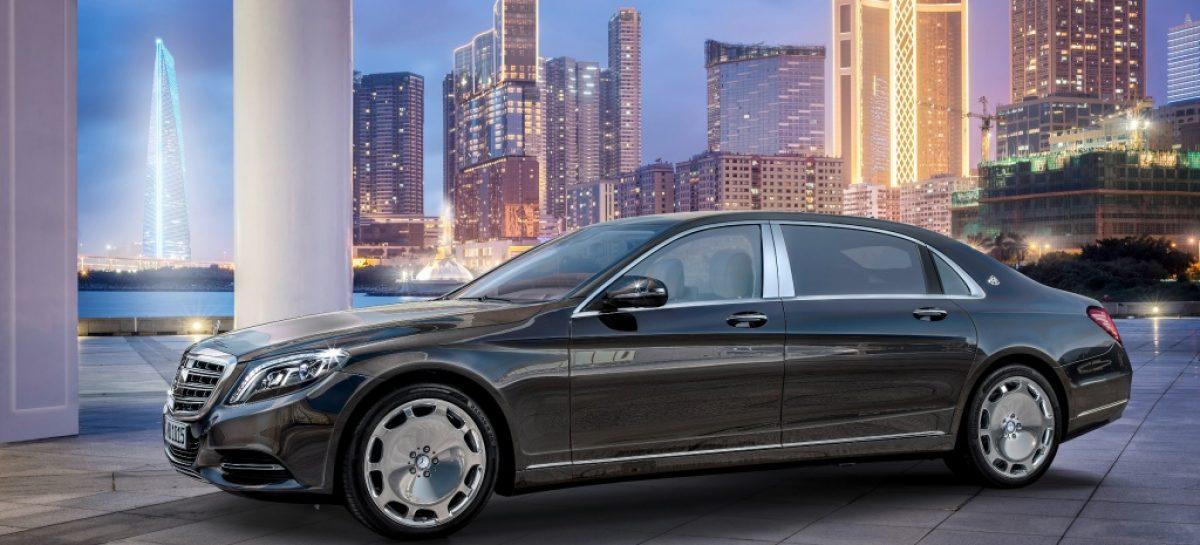 Продажи в сегменте Luxury растут