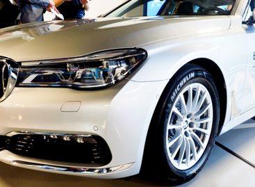 BMW начинает испытания беспилотников