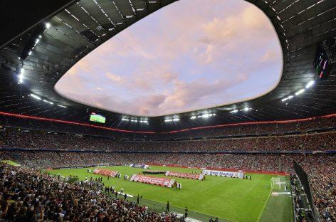 Audi сыграет в футбол