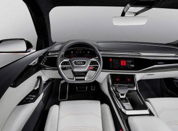 Audi теперь с Android