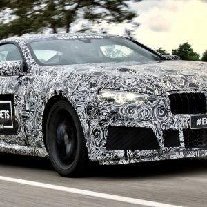 BMW показала заряженное купе M8