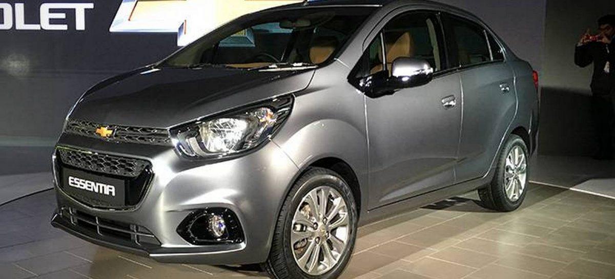 Chevrolet будет производить бюджетный седан Essentia