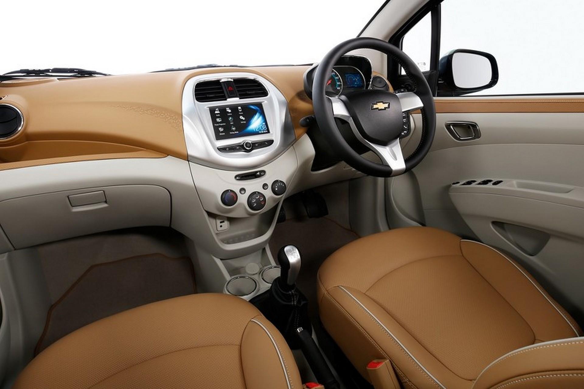 Chevrolet Essentia 2017
