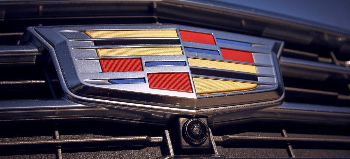 Новый кроссовер Cadillac XT4 представят в конце марта