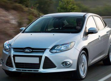 Ford Focus вновь попал в Топ-25 самых продаваемых автомобилей в России