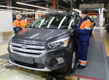 Ford Sollers расширяет штат и вводит вторую смену