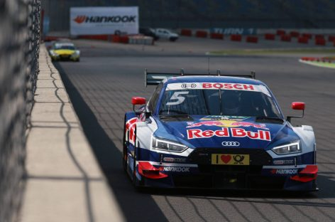 Двойная победа Audi на фестивале автоспорта