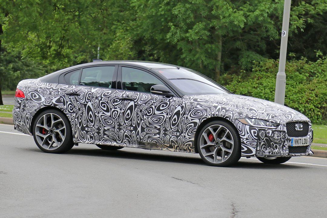 Jaguar XE SVR 2017