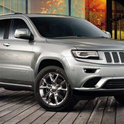 Новый Jeep Grand Cherokee породнится с Alfa Romeo