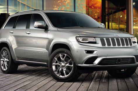 Jeep отзывает почти 9 тысяч внедорожников Grand Cherokee, реализованных в России