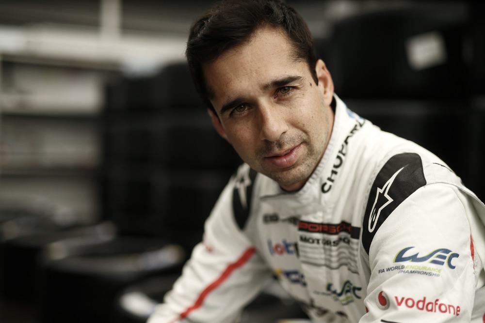 Porsche LMP Team: Neel Jani