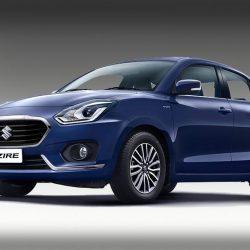Suzuki Dzire вышел на рынок Индии