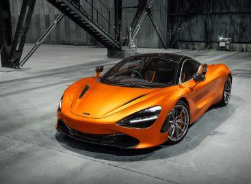 Суперкар McLaren 720S по ошибке заправили водой