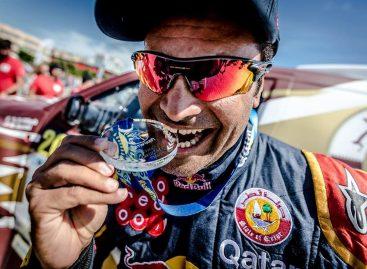 Нассер Аль-Аттия и Toyota Hilux возвращают себе лидерство в Кубке мира