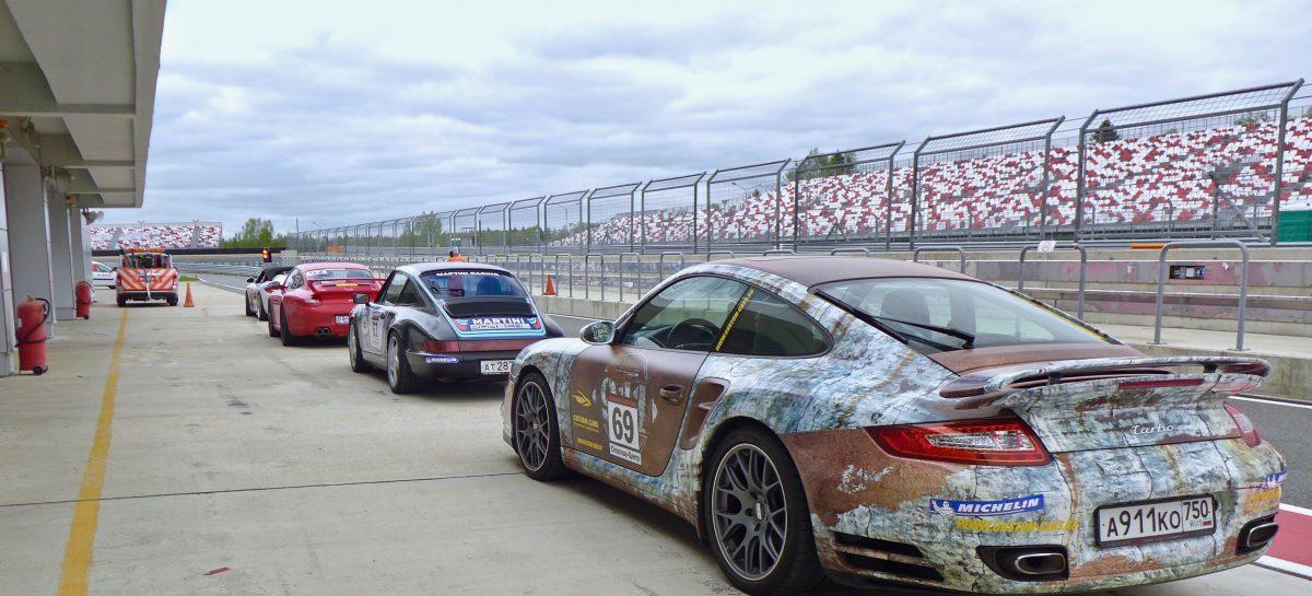 Porsche 911 GTS – российская премьера
