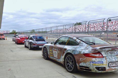 Porsche 911 GTS — российская премьера