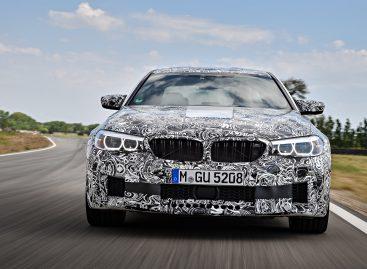 Озвучены основные характеристики нового BMW M5