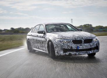 Самый темпераментный BMW M5