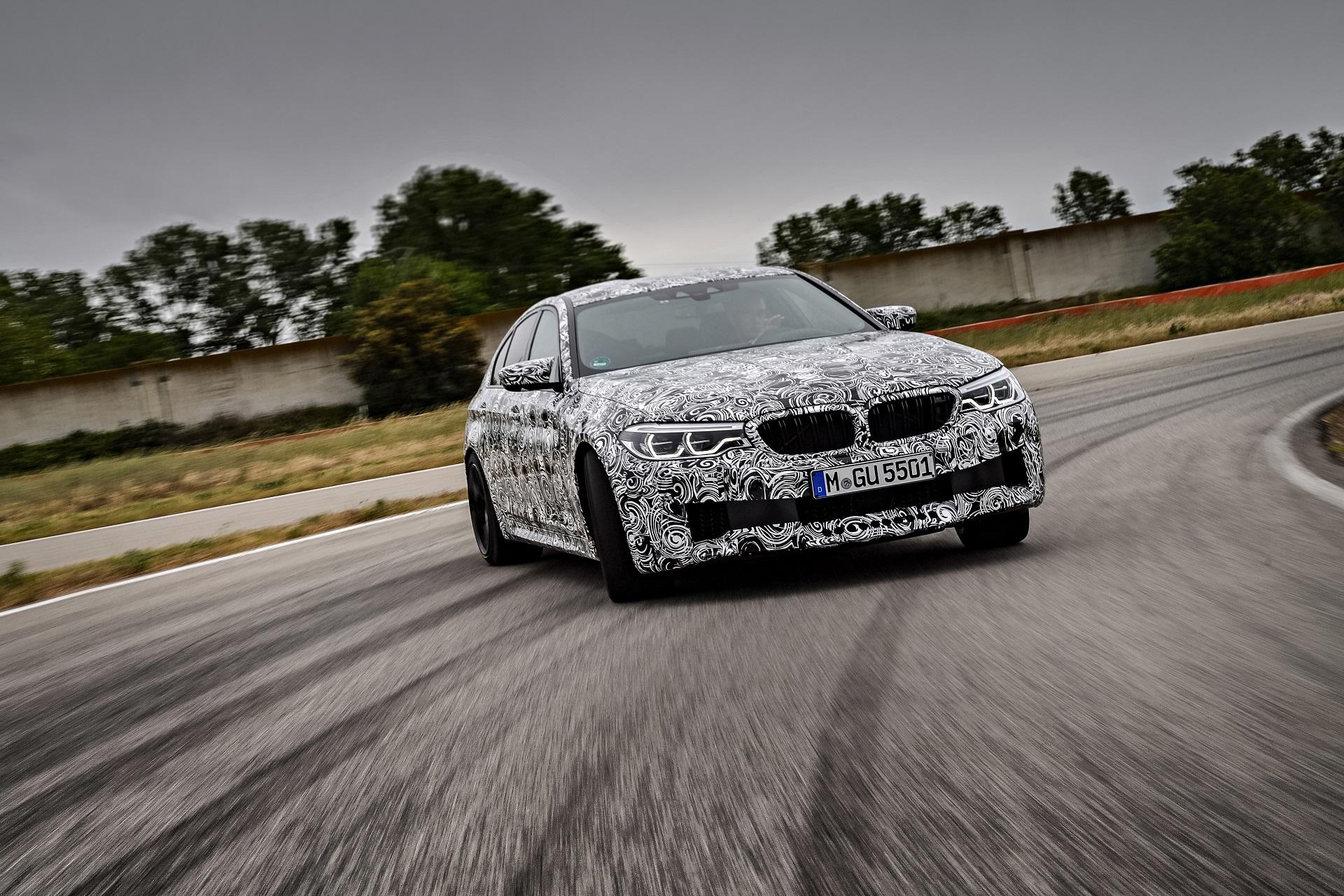 BMW M5 6 2017