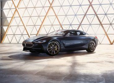 Концепт BMW 8 серии