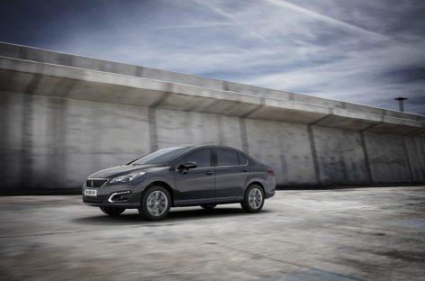 Новое поколение Peugeot 408