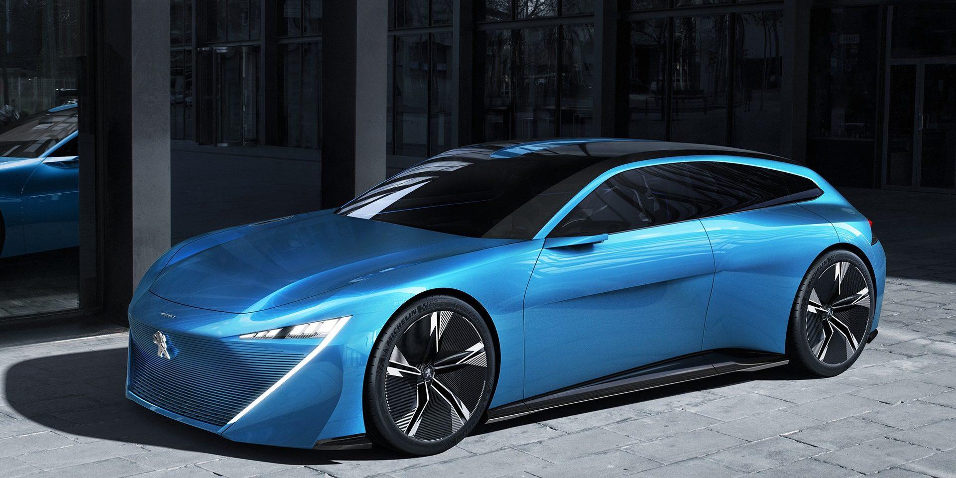 Peugeot Instinct 2017