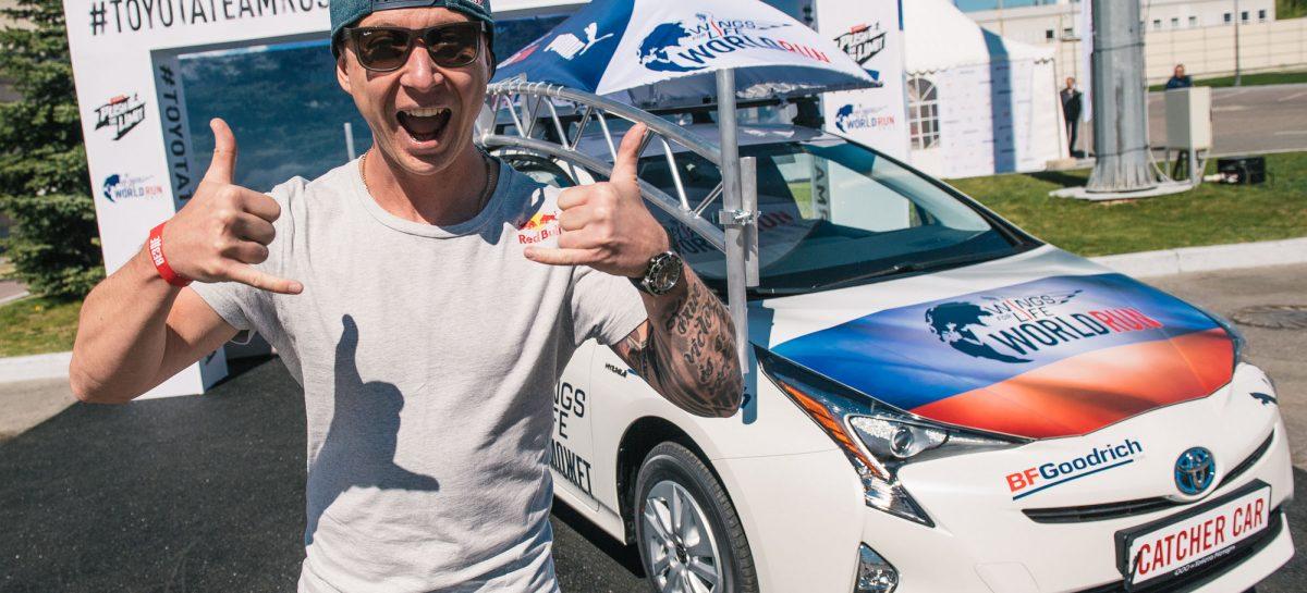 Константин Шишов убегал от Toyota Prius 70 километров