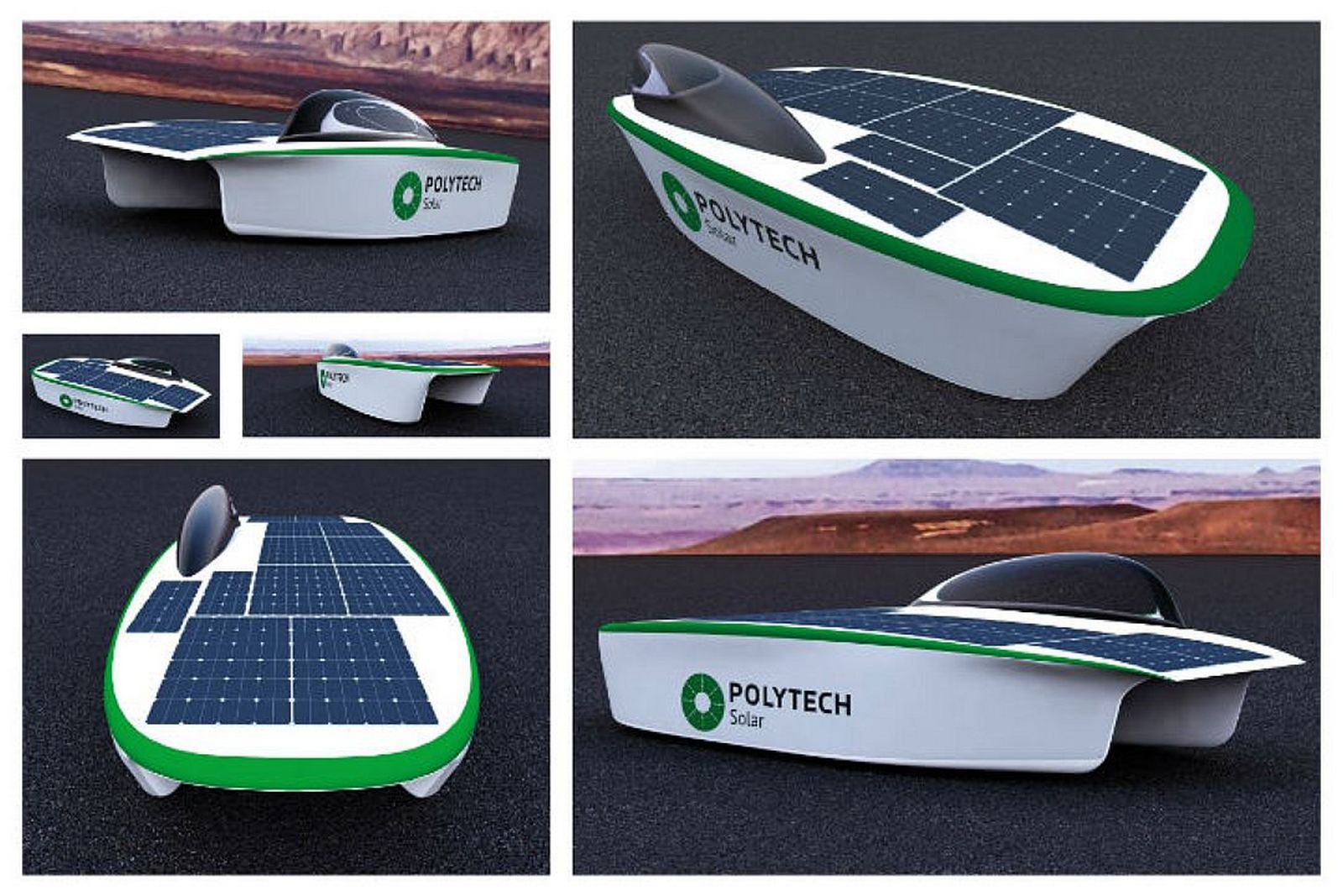 Polytech Solar 2017