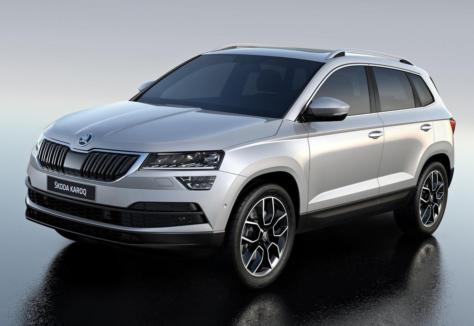 Škoda Karoq 2018