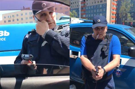 Участника ДТП чуть не расстреляли сотрудники «Спецсвязи»
