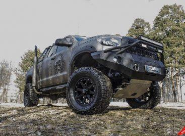 К черту стереотипы! 2007 Toyota Tundra SKULL