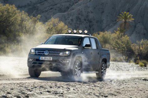 Volkswagen Amarok стал победителем премии ТОП-5 Авто 2017