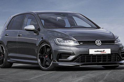 Немцы показали 500-сильный Volkswagen Golf R