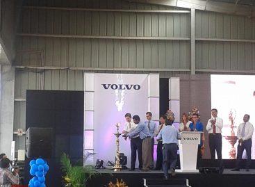 Volvo – сделано в Индии