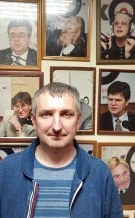 В гостях Вячеслав Лен