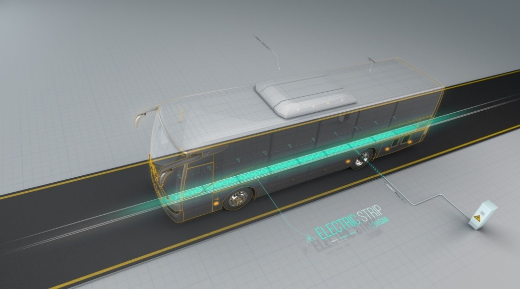 Wireless Charging Roads
