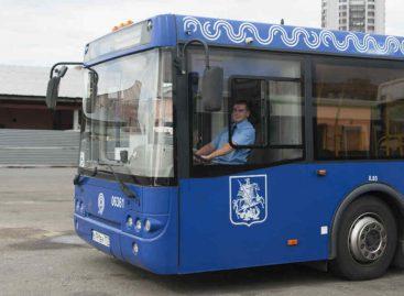 Водить автобусы в Москве будут граждане Узбекистана
