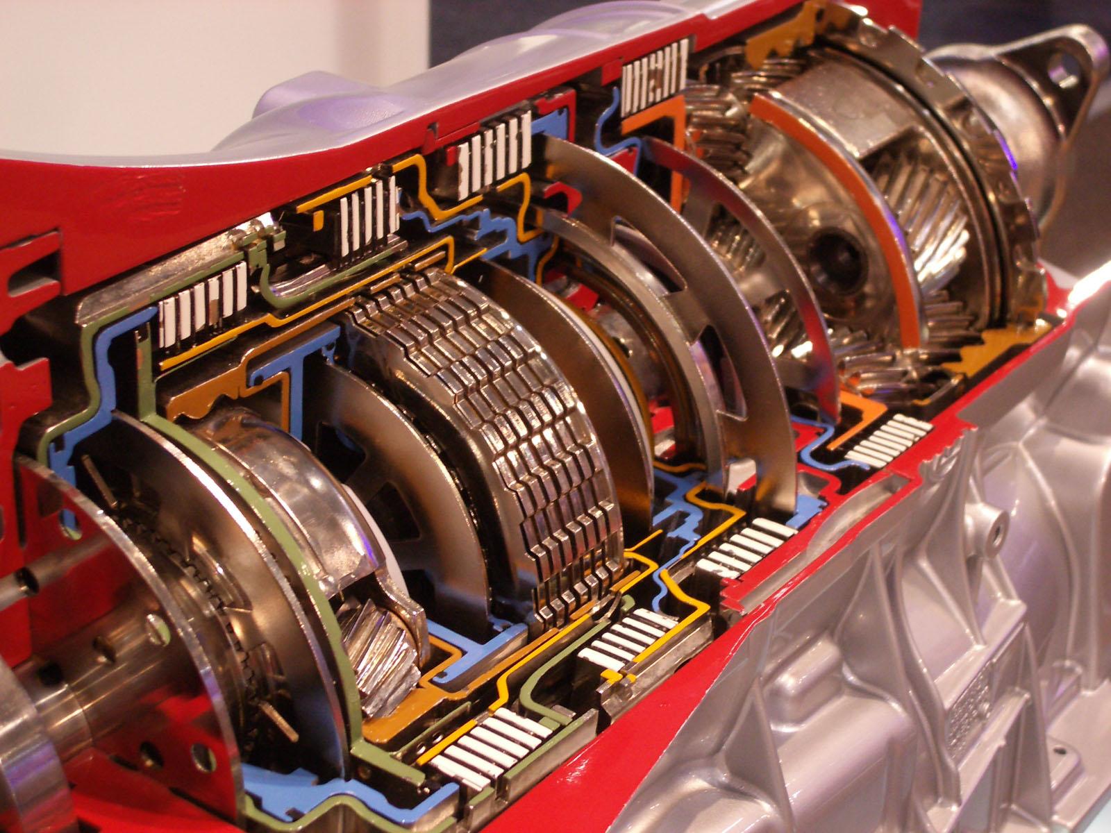 GM и Хонда изучают возможность создания 11-ступенчатого «автомата