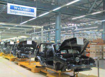 GM-АвтоВАЗ остановил конвейер на неопределённый срок