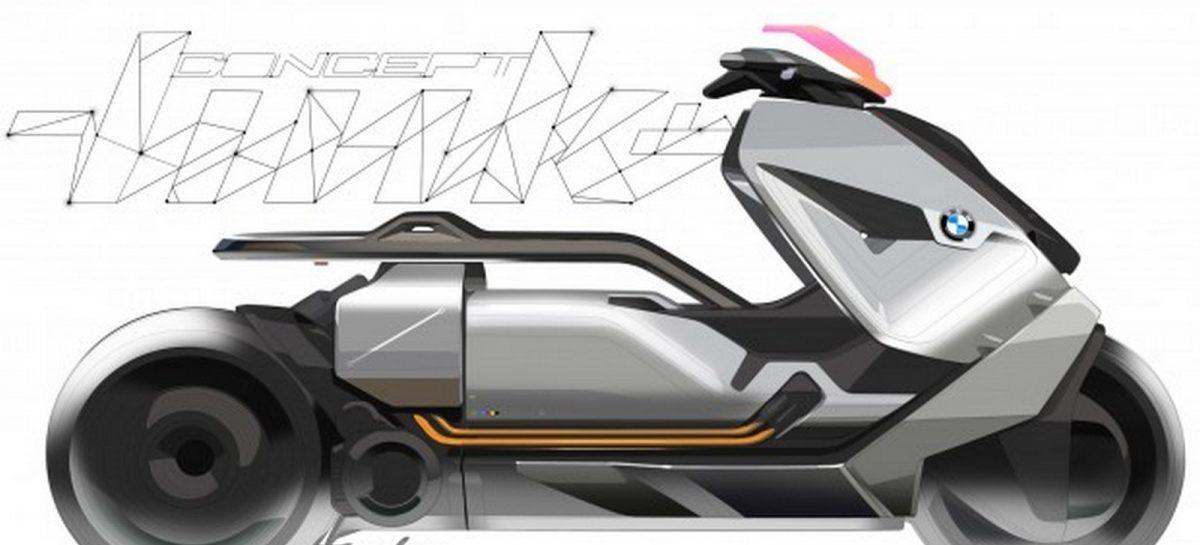 BMW Motorrad Concept Link — байк из будущего
