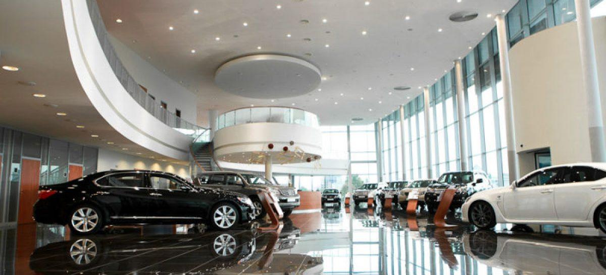 Специальные предложения Lexus
