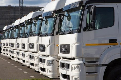 КАМАЗ в I квартале увеличил продажи в России на 37,5%