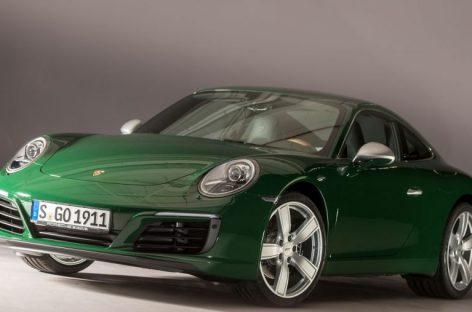 У Porsche 911 большой юбилей