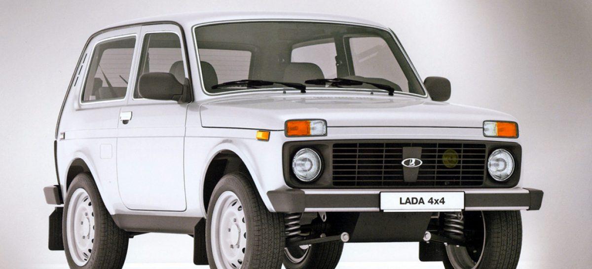 Lada 4×4 самый популярный внедорожник на вторичном авторынке