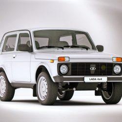 Lada 4x4 самый популярный внедорожник на вторичном авторынке