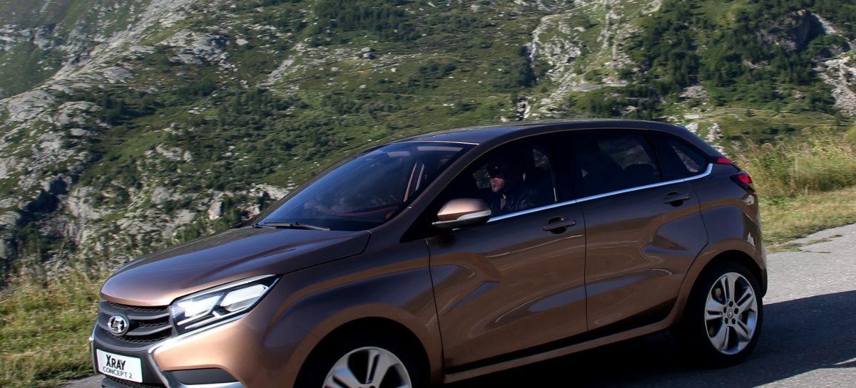 Lada Xray: эксклюзивная версия бюджетника от ВАЗ