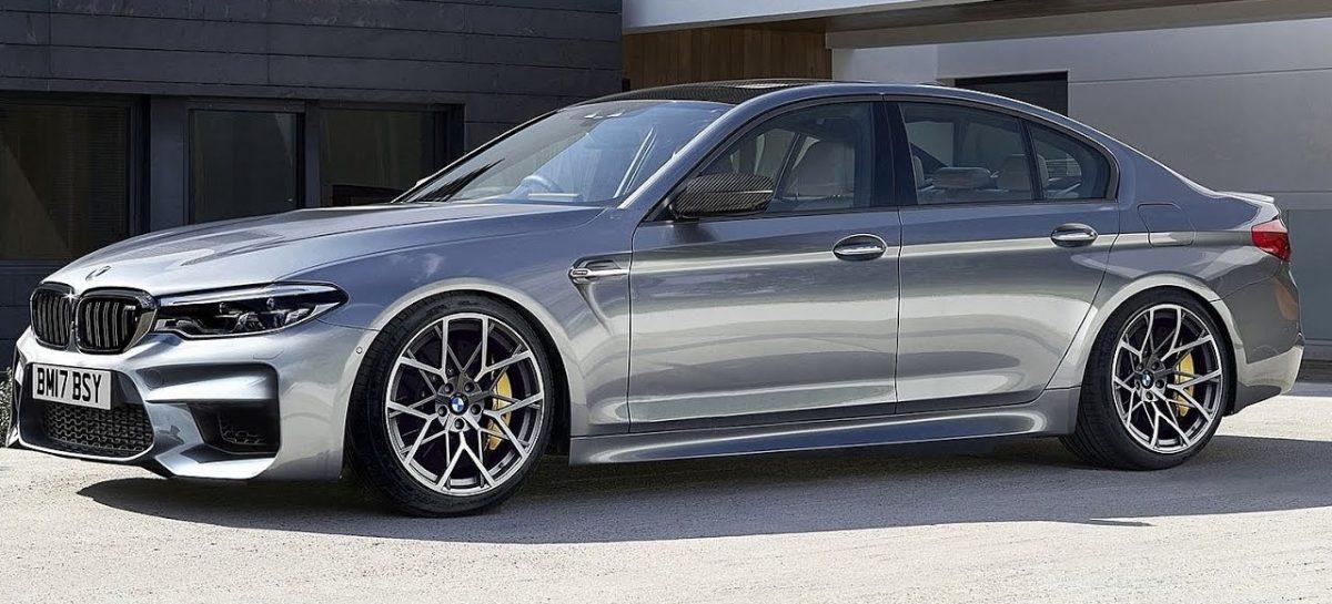 Самая мощная пятёрка в истории BMW